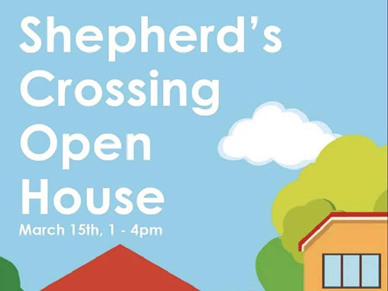 Shepherd's Crossing Open House