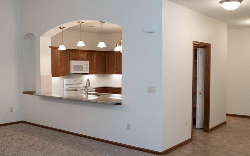 Independing Living Apartment